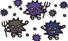 ウイルスイメージ図