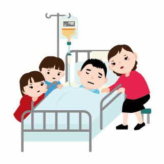 入院イメージ図