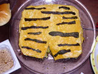鬼のパンツ風ポテトサラダ